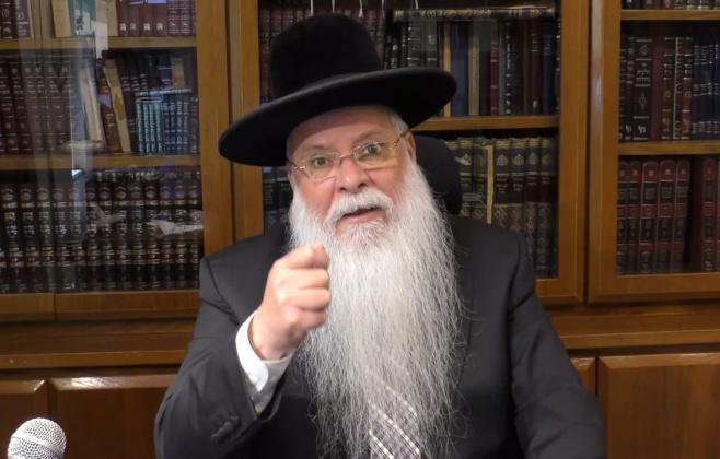 הרב מרדכי מלכא על פרשת אחרי מות - קדושים • צפו