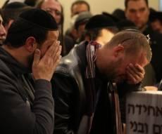 צפו: הלוויתו הכואבת של הרב ישראל פינטו