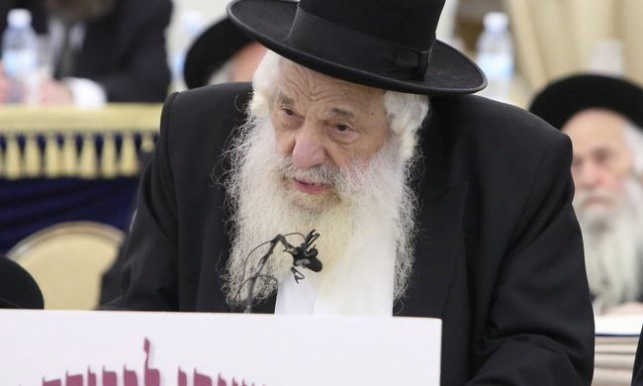 הגאון רבי ברוך שמואל דויטש