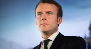 """עמנואל מקרון, נשיא צרפת - שר החוץ הצרפתי: """"הסכם הגרעין לא מת"""""""