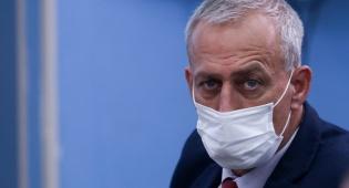 """מנכ""""ל משרד הבריאות פרופ' נחמן אש"""