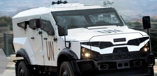 חברה ישראלית תשווק רכבים ממוגנים למשטרים בעולם