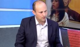 ראיון השר בנט לכיכר השבת: הגבאים נעלבו