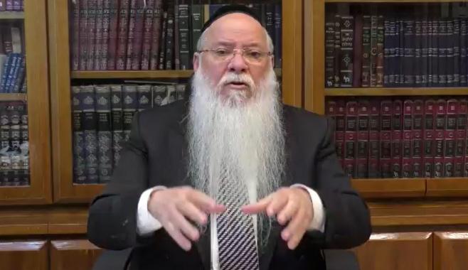 הרב מרדכי מלכא על פרשת ויצא • צפו