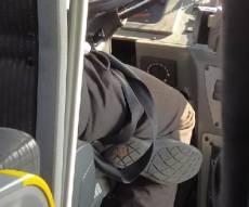 הנהג סיכן את חיי הנוסעים: אני שונא יהודים