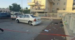 תאונה בביתר. אילוסטרציה - פצוע קשה בתאונת דרכים בעיר ביתר עילית