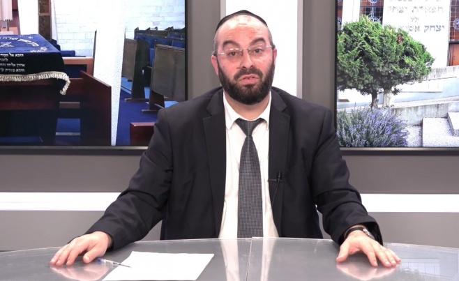 פרשת שופטים עם הרב נחמיה רוטנברג • צפו