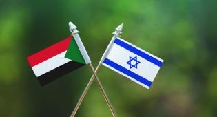 ישראל וסודן נרמלו יחסים; הפלסטינים מגנים