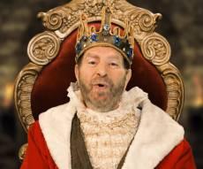 דודו בתפקיד מלך החלומות
