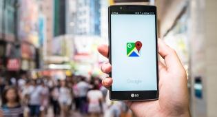 אפליקצית גוגל מפות תתריע לפני בוא הפקח