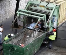 דחסן אשפה, אילוסטרציה - מקרה חריג: עובד נלכד בדחסן אשפה ונהרג