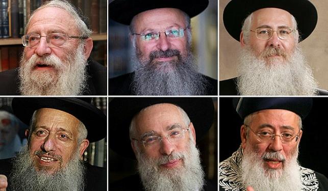 הכירו: הרבנים שרצים לרבנות י-ם