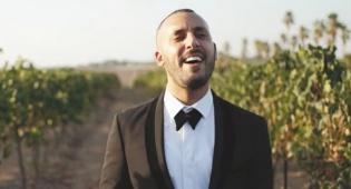 אוהד חייט בסינגל חדש שכתב לכבוד חתונתו