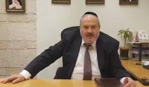 """אפשטיין, בראיון ל""""כיכר השבת"""""""