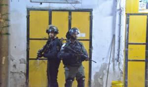 2,700 שוטרים עצרו יותר מ-1,000 חשודים
