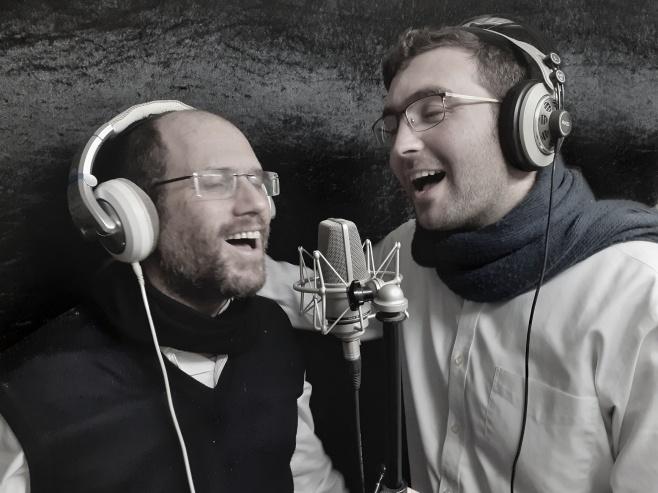 אבי הס מארח את אהרן רזאל בסינגל חדש