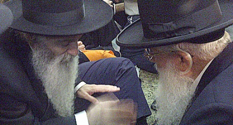 רבי דוד אבוחצירא, הלילה (צילום: כיכר השבת)