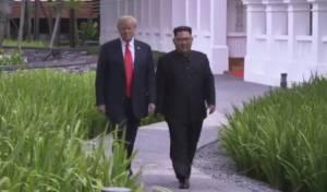 """פגישת נשיא ארה""""ב והרודן • הקליפ המסכם"""