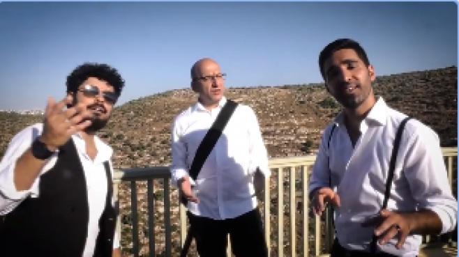 להקת 'טוקסידוס' מגיירים  שיר חופה מרגש