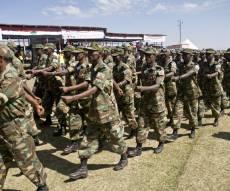 חיילים בצבא אתיופיה