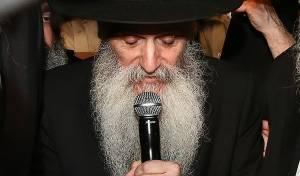 רבי דוד אבוחצירא ישוב לקבל קהל? 'לא נכון'