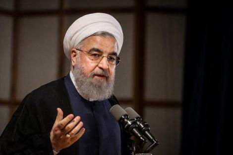 נשיא איראן - רוחאני לסעודיה: את טועה, ישראל לא חברה