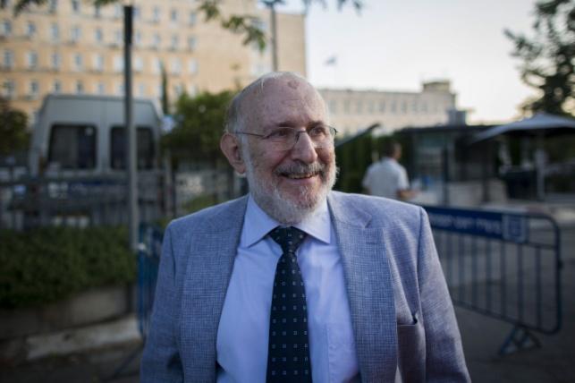 פרופ' מריו בלכר מועמד לתפקיד נגיד בנק ישראל