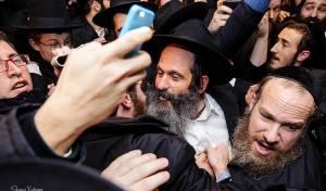 אהרן יוסף פרידמן בשיר לשחרורו של רובשקין