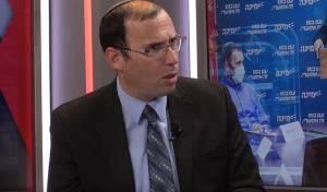רוטמן: לא נשב בממשלה 'בראשות' עבאס