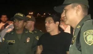אסי בן מוש עצור בקולומביה