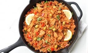 אורז ועוף בסיר אחד - מה אוכלים היום? אורז ועוף בסיר אחד