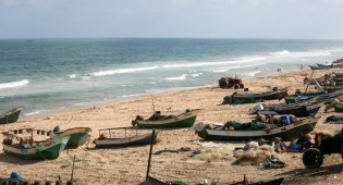 ישראל: אם הטרור הימי יימשך נפגע בדייג