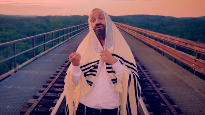 יוסף ויינברגר בסינגל קליפ חדש: אבא אני פה