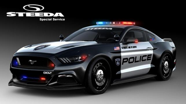 """מטורף: ניידות המשטרה החדשות בארה""""ב"""