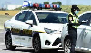 """המשטרה נתנה בסופ""""ש 3491 דוחות קורונה"""