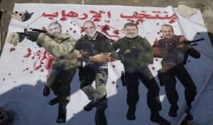 מצרים: גזר דין מוות ל-683 פעילים