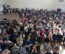רגב מרוצה: אלפים באירועי ספרות באלעד