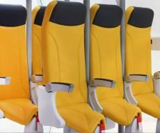 """ההמצאה שתעמיד אתכם על הרגליים - מהפכה בטיסות? הכירו את """"מושבי העמידה"""""""