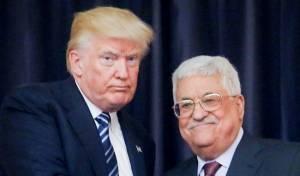 אבו מאזן וטראמפ - כך הנשיא טראמפ פירק את האסטרטגיה הפלסטינית