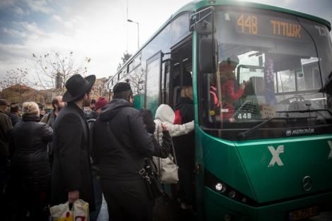 דוח תחבורה: אגד ודן בציונים נמוכים במיוחד