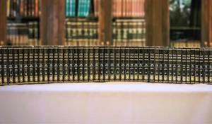 20 שנים של דברי תורה ב-60 כרכים