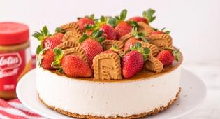 עוגת גלידה עם לוטוס - דניאל עמית