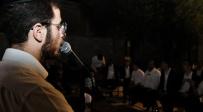על מרפסת ברובע היהודי