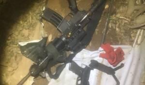 הנשק שנחטף