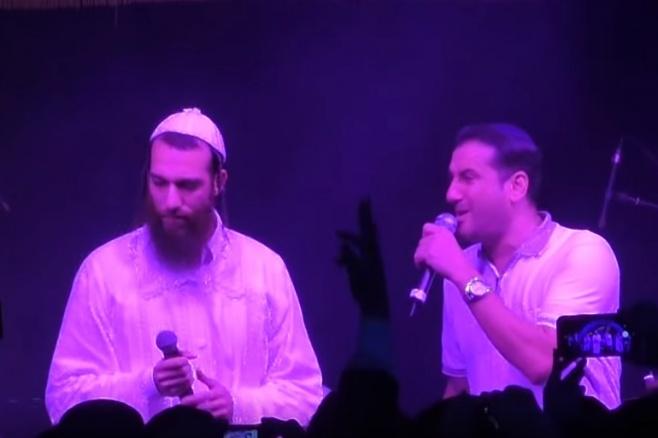 ברי וובר וחיים ישראל עם מאט דאב: האזינו