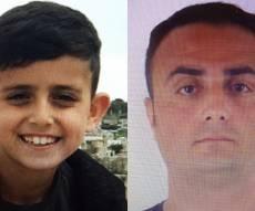 האב אמיל והילד אליאור - בן ה-8 נעדר; המשטרה מחפשת את האבא