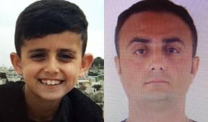 האב אמיל והילד אליאור