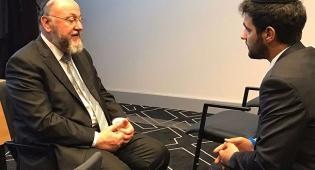 הרב מירוויס בראיון