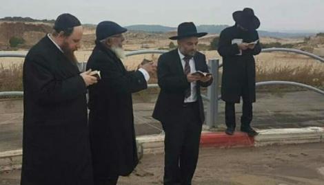 """תפילת ראש העיר וחבריו - סגולת אבוטבול: """"פיטום הקטורת"""" ב-4 פינות"""