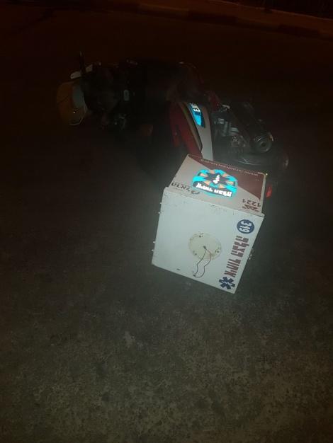 האופנוע המיותם - מתנדב איחוד הצלה נהרג בדרכו לאירוע